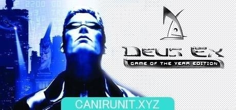 Deus Ex- Game of the Year Edition-Icon