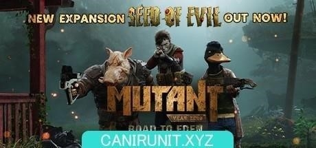 Mutant Year Zero- Road to Eden-Icon