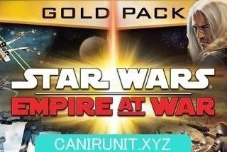 STAR WARS™ Empire at War - Gold Pack-icon-Can my pc run it