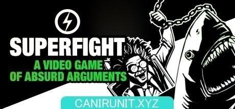 SUPERFIGHT-icon-Can You RUN It