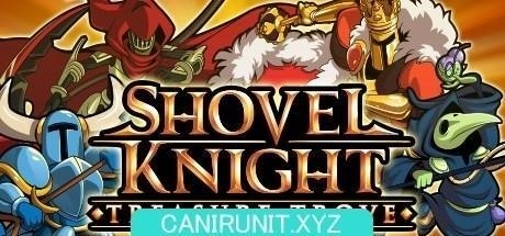 Shovel Knight- Treasure Trove-icon-Can i Run it