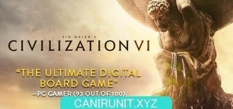 Sid Meier's Civilization® VI-icon-Can my pc run it