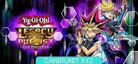 Yu-Gi-Oh! Legacy of the Duelist - Link Evolution-icon-canirunit