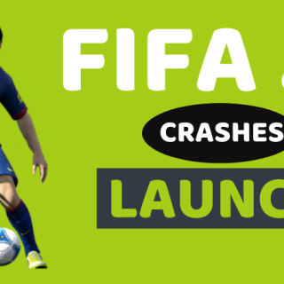 FIFA 21 Crashes at Launch